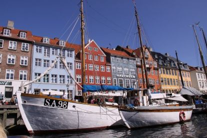 Danmark, Nyhavn.- rejser