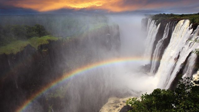 Victoria Falls, South Africa - travel