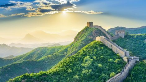 Kinesiske Mur - Kina - rejser