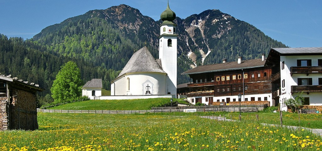 Thierbach, Østrig - rejser