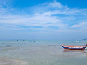 Tayland - plaj - tekne