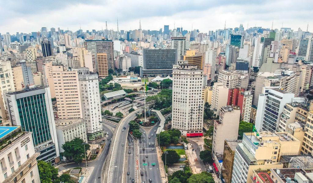 Pas une de mes 5 meilleures destinations, Sao Paulo, Brésil, Amérique du Sud, Voyage