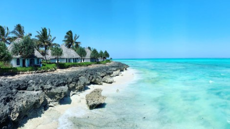 Tanzania - Zanzibar - strand - rejser