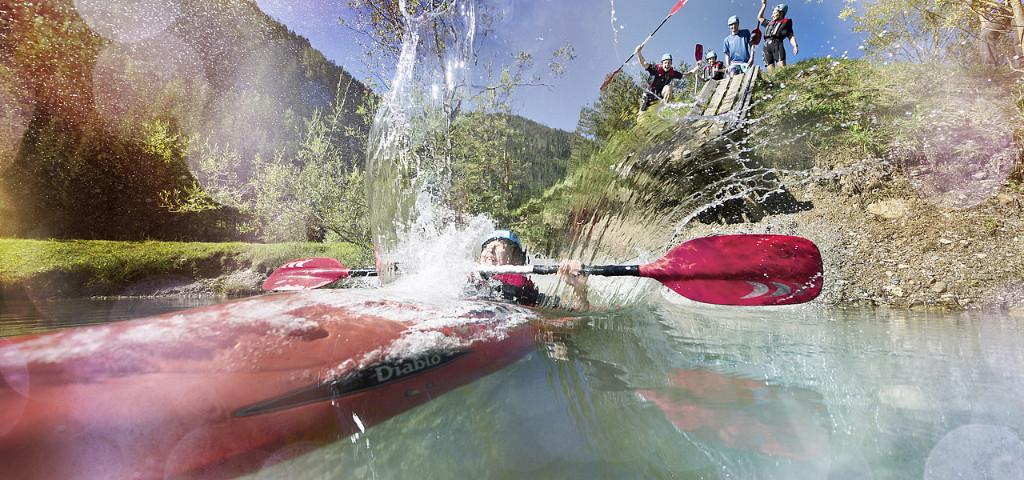 Østrig - Flachau - Kayak - rejser