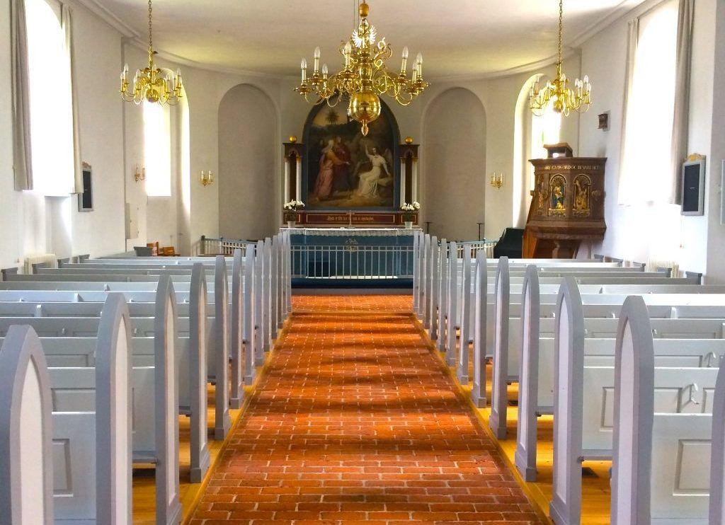 Nordsjælland, kirke, Danmark