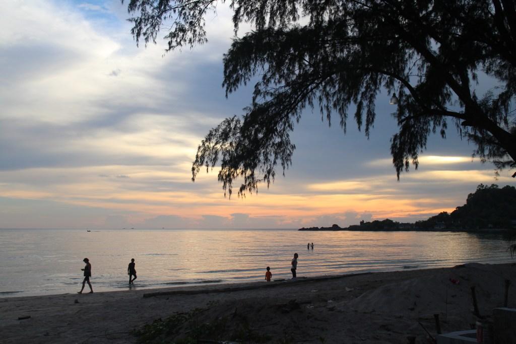 Thailand Koh Chang Klong Prao strand rejser