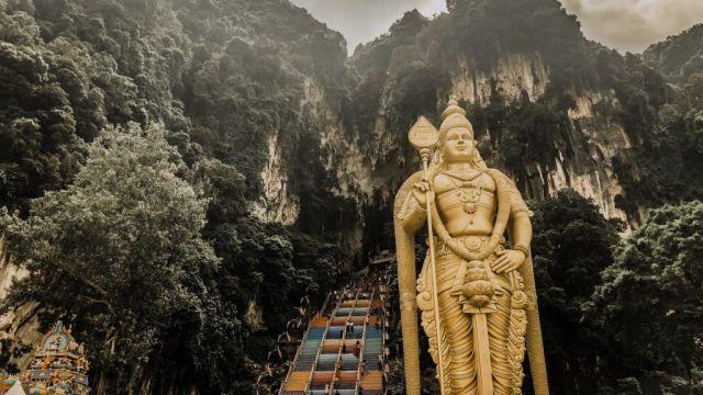 Malaysia, Kuala Lumpur, Asien, rejser