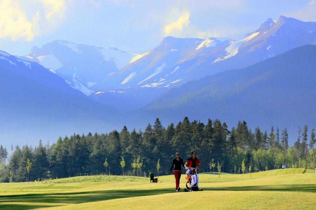 Slovaquie, Tatras, golf, voyage