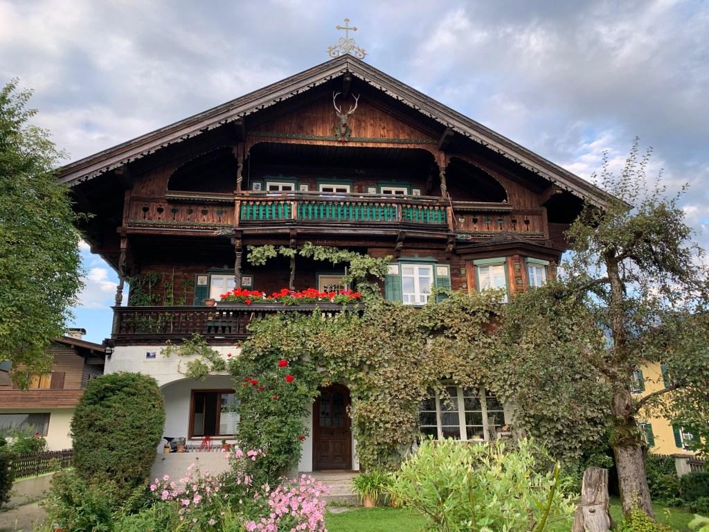 Austria Tyrol st johann paglalakbay sa bahay