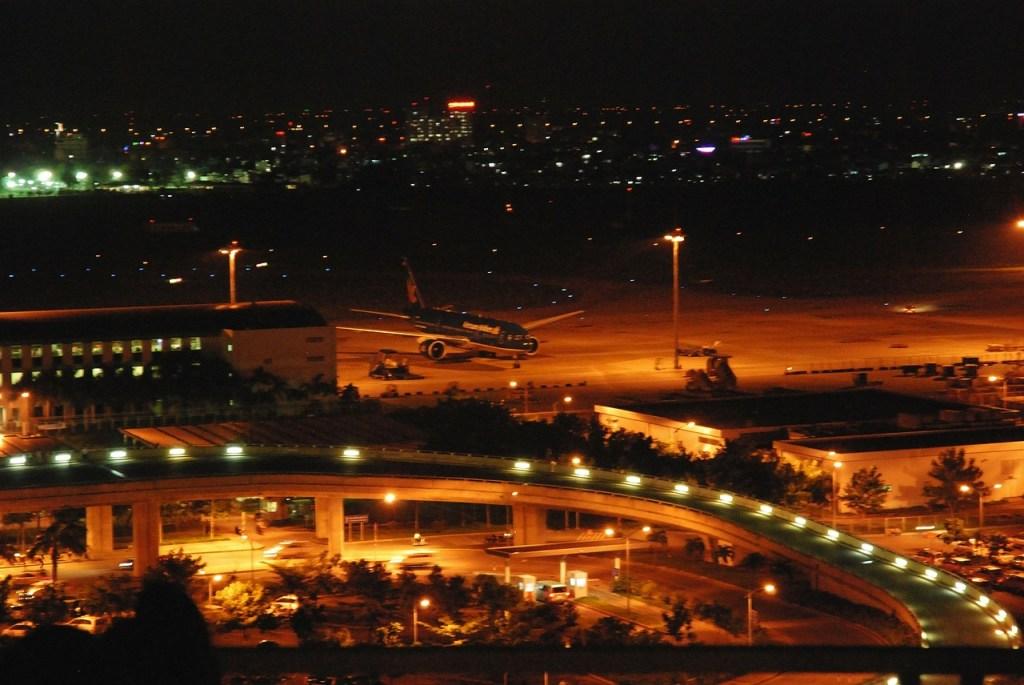 Vietnam Ho Chi Mingh City Lufthavn Rejser