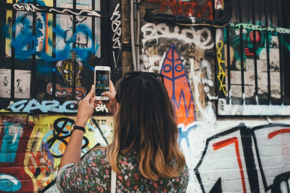 Njemačka Ulična umjetnost Graffiti St. Pauli putovanja