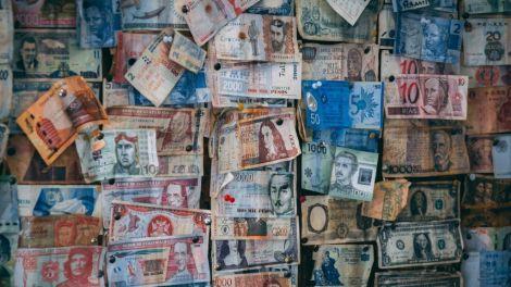 Pengesedler - Valutakurser Rejser