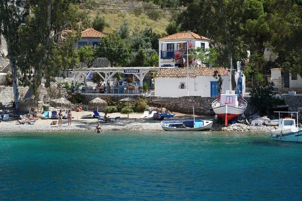 Grecia Hydra Isola senza auto - nessuna coda - Viaggi, isole in Europa