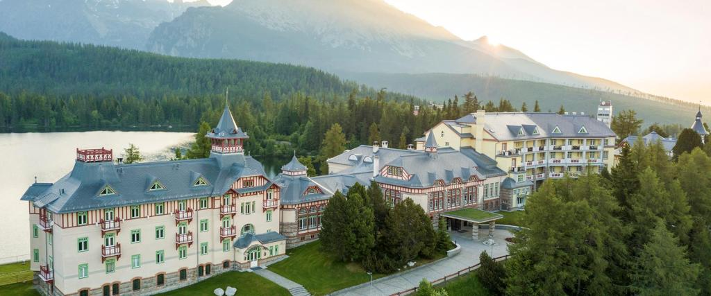 Slovakiet tatra kempinski hotel rejser