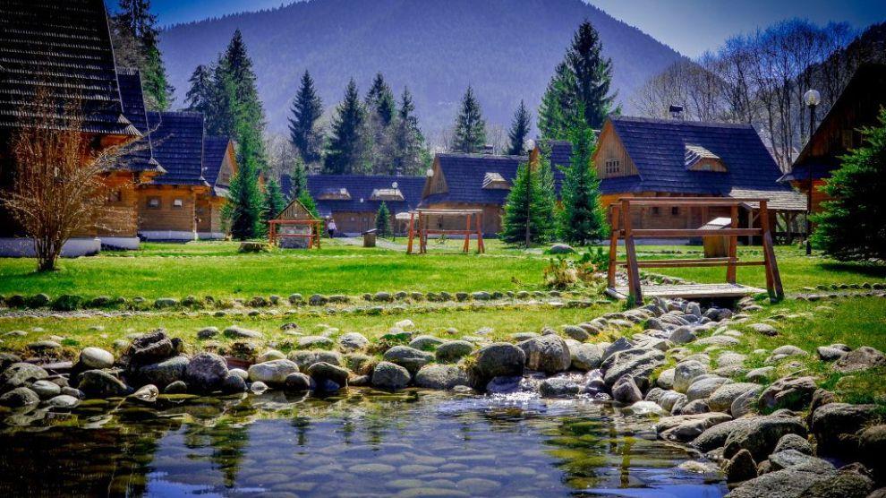 Slowakije Tatra Hotel Liptovsky Dvor reizen