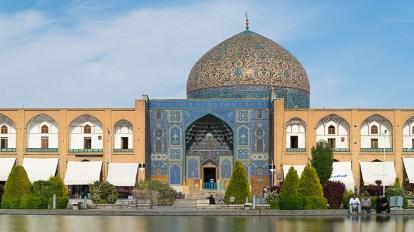Iran - Moske - Rejser
