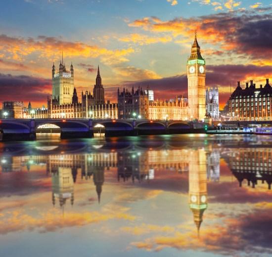 England - London - Big Ben - rejser