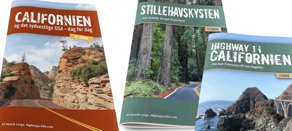 USA, guidebøger, Highways-USA.com