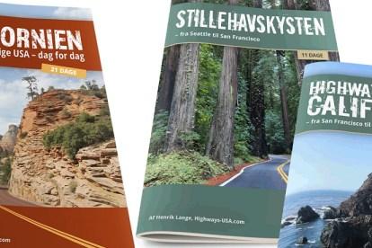 Yhdysvallat, Guidebooks, Highways-USA.com