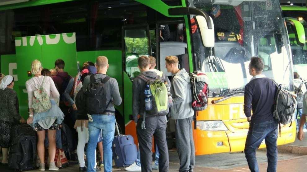 Europa natbus flixbus rejser