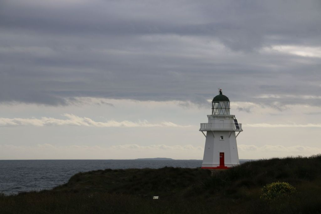 New Zealand Nuggets Point Lighthouse Travel
