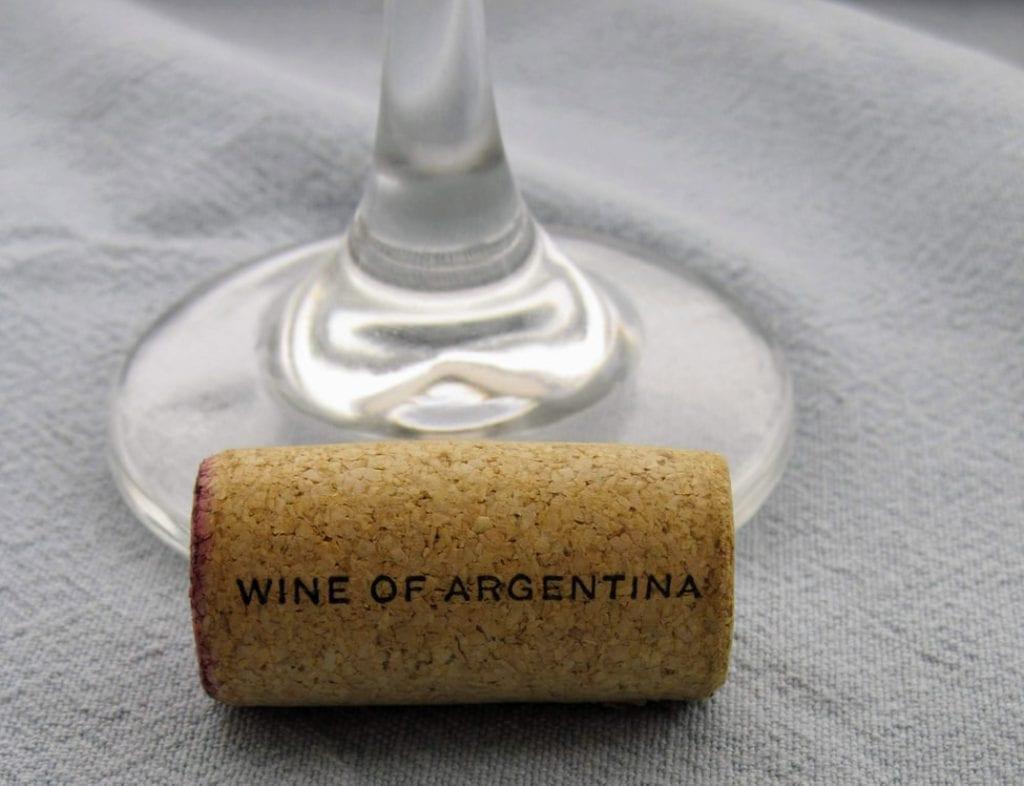 Argentina - vin - rejser