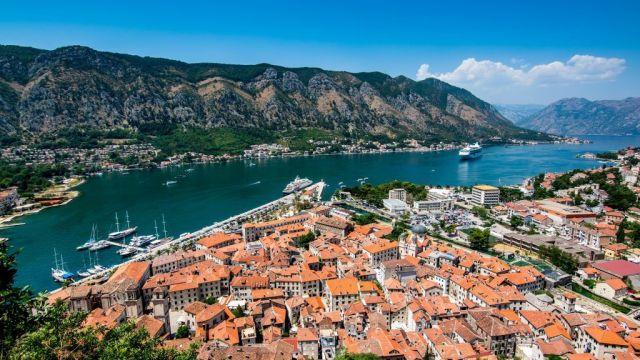 Montenegro Kotor View Travel
