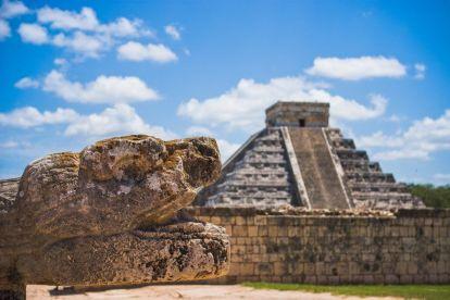 Mexico Yucatán Chichén Itza Rejser