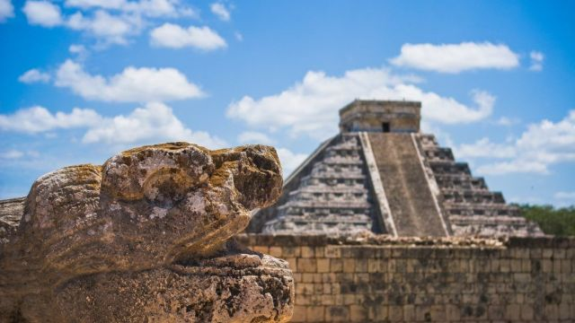 Mexico Yucatán Chichén Itza Travel