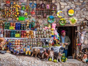Viaje a Mexico Ceramics