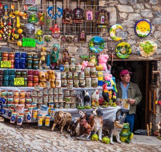 メキシコ陶芸旅行