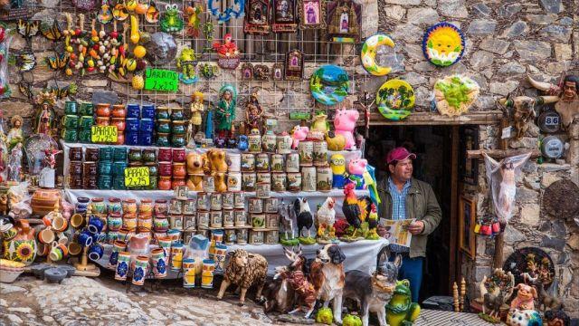 Mexico Ceramics Travel
