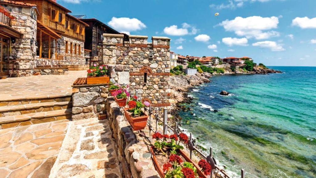 Bulgarien Balkan Sozopol Kyst Rejser