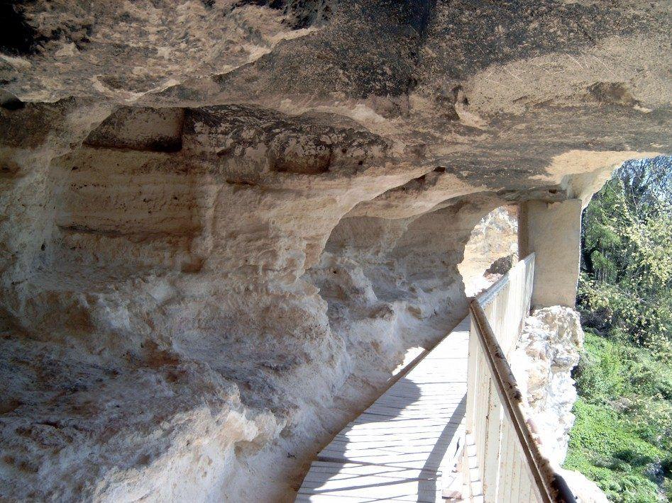 Bulgarien Balkan Aladzha Kloster Ruin Rejser