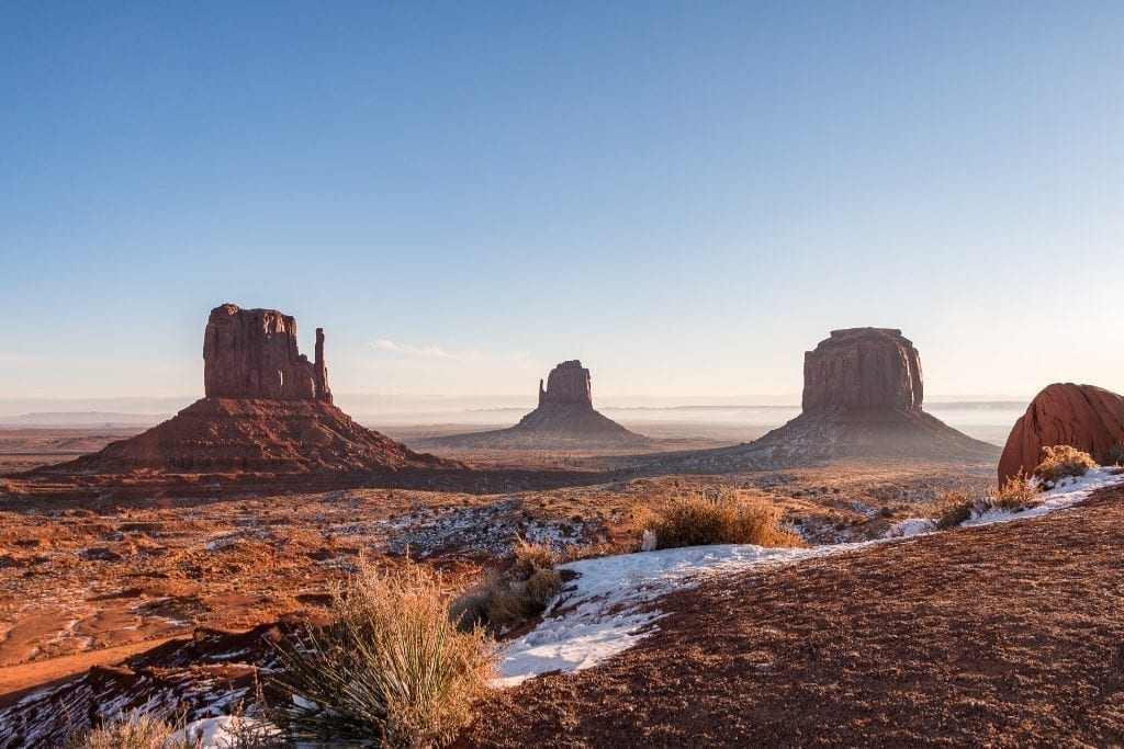 USA - Navajo - Monument Valley - besøg indianere - Grand Canyon - rejser - Indianerreservat