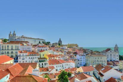 Portugal Lissabon By Rejser