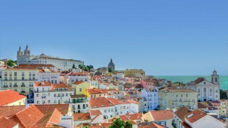 Portúgal Lissabon ferðalög