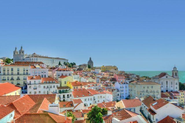 Португалия Лиссабон Путешествие по городу