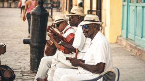 Cuba Havana Musik Rejser