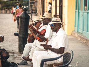 Cuba Havana Music Travel