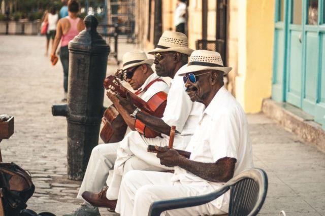 Cuba La Havane Music Travel