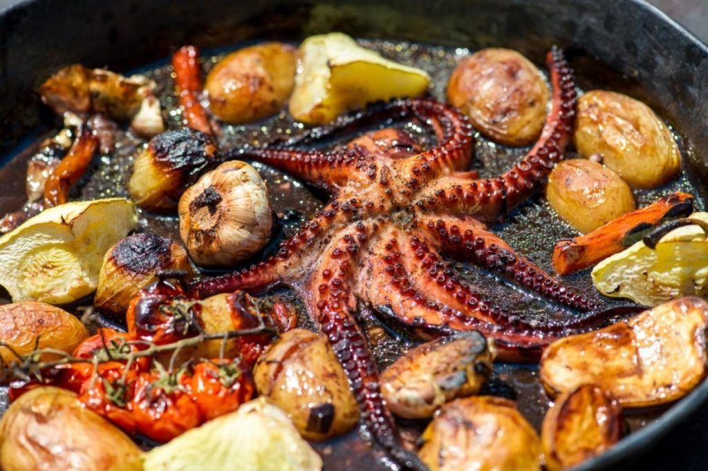 Kroatien Osijek mad marked Rejser