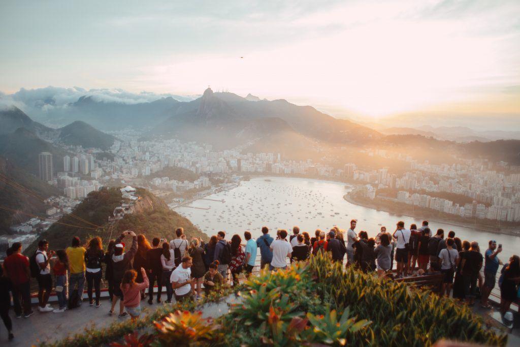 Brasilien - Rio de Janeiro - Udsigt - rejsedestinationer - Rejser