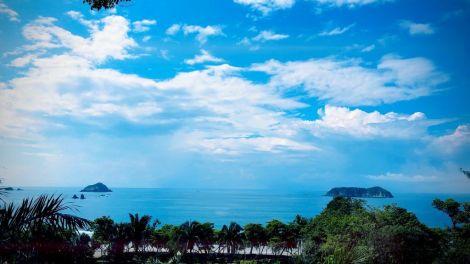 Kosta Rika Manuel Antonio Plajı Deniz Seyahati