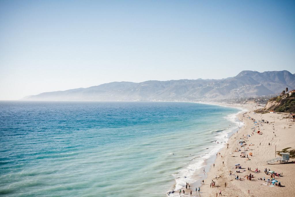 美國海灘馬里布