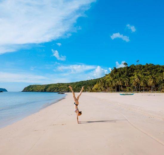フィリピンパラワンビーチ旅行