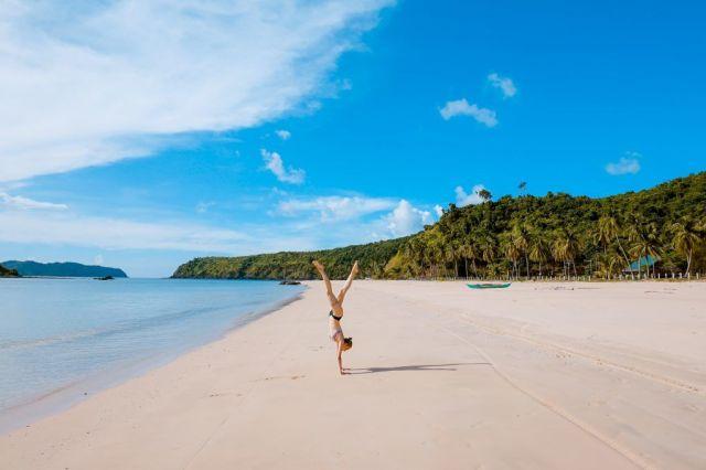 Filippine Palawan Beach Travel