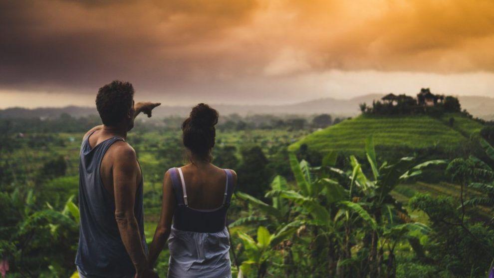 אינדונזיה - באלי - טבע