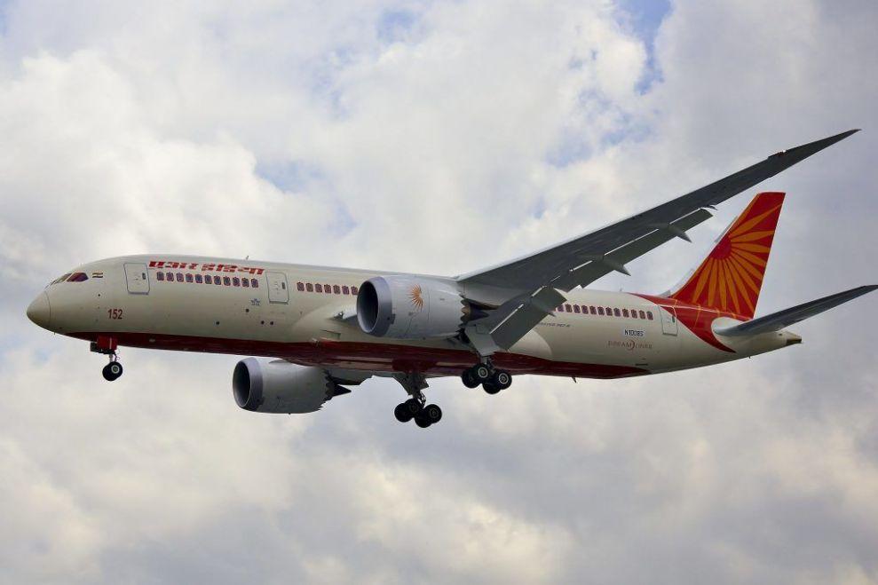 Fly - AirIndia - Indien