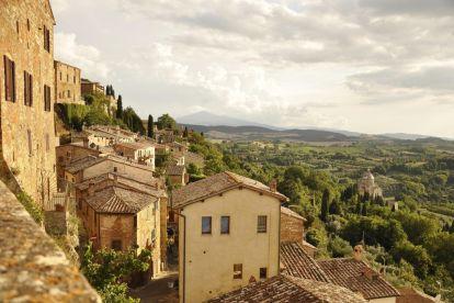 Włochy - Toskania